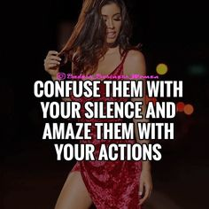 When you build in silence people don't know what to attack.  Keep your moves private. And NEVER be a chess piece. Always be a chess player.