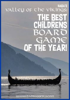 HABA's Valley of the Vikings is the Children's Board Game of the Year for The annual Vik Best Family Board Games, Board Games For Couples, Family Boards, Fun Board Games, Family Games, Couple Games, Childrens Board Games, Couples Game Night, Educational Games For Kids
