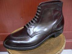 Alden Indy Boot, Fashion Photo, Men's Fashion, Man Shoes, Storage Facility, Business Shoes, Cool Boots, Archie, Leather Shoes