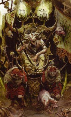 Répertoire Image Fantasy - Page 122 Fantasy Battle, High Fantasy, Fantasy World, Warhammer Skaven, Warhammer 40k Art, Science Fiction, Warhammer Fantasy Roleplay, Dnd Monsters, Fantasy Inspiration