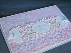 So in Love, So Detailed thinlits, Falling for You DSP, Falling Petals, OnStage 2016, 2017 Occasions Catalogue, Stampin' Up!, Yvonne Pree, Pree Designs