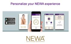 """My APP says """"Today is a NEWA day!"""" Download the NEWA APP today and personalize your NEWA experience. Now available on Google Play and the Apple App store."""