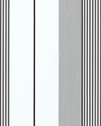 Tapet Aiden Stripe Black/Grey från Ralph Lauren