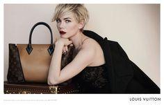 Louis Vuitton Taps Michelle Williams - Fashionista | Ador