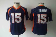 http://www.yjersey.com/broncos-15-tebow-blue-team-women-jerseys.html BRONCOS 15 TEBOW BLUE TEAM WOMEN JERSEYS Only $34.00 , Free Shipping!