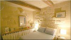 Decor, Alcove Bathtub, Mediterranian, Bedroom, Alcove, Bed, Home Decor, Furniture