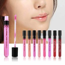 Hot Waterproof Lip Stick Liquid 11 Colors Moisture Lipstick Long Lasting Lip Gloss Pen High Quality(China (Mainland))