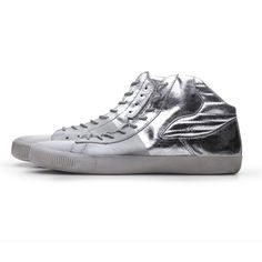 Schmid Manufaktur - Berlin demi Chrome limited edition sneaker