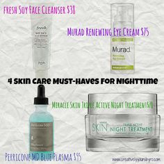 Skin+Care+Must+Haves+For+Nighttime.jpg I would really say that this is tops on my list when it comes to this fun stuffs