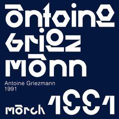 France World Cup 2018, Type Design, Graphic Design, English Fonts, Dream Pop, Typography Love, Branding, Retro Futuristic, Design Graphique