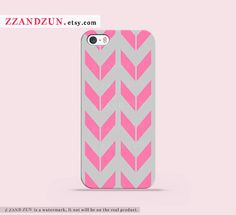 Pink Geometric Arrow iPhone 5 case iPhone 4s case iphone 5s case Galaxy S4 S3 Cover personalized phone case Pink iphone case Hard case on Etsy, ฿539.22