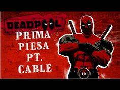 Viorel joaca Deadpool - Prima piesa pentru Cable PC/HD