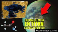 Algo MUY RARO se esconde en la luna de Saturno TITAN