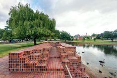 Stawell Steps, Hiroshi Nakao & Monash University