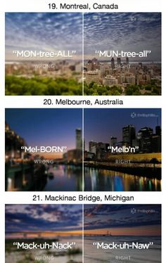 Places Mackinac Bridge, Montreal, Melbourne, Michigan, Canada, Australia, Places, Lugares
