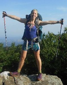 Today I Trek the Appalachian Trail to Fight Alzheimer's: Read Nancy's story and get inspired!
