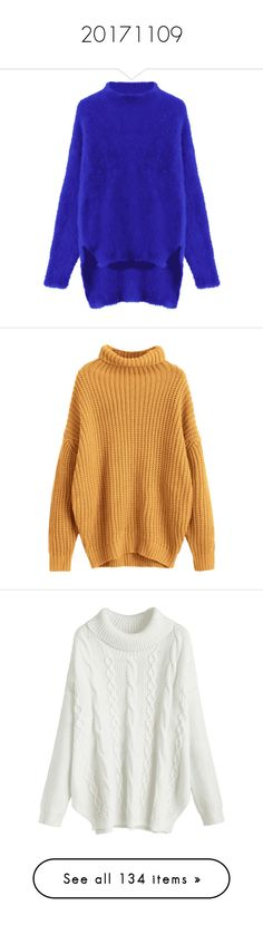 """20171109"" by zaful ❤ liked on Polyvore featuring tops, sweaters, yellow top, yellow sweater, beige top, beige sweater, knitwear sweater, cardigans, ginger tops and brown open front cardigan"
