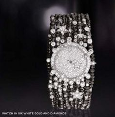 Chanel High Jewellery Watches Collection 2012 For Women Pictures
