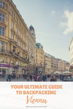The Austrian capital is full of unusual places to explore and of course the perfect place to enjoy a good Viennese coffee. So, here are the best things to do if you made the great choice of backpacking in Vienna soon.