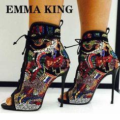 Open Toe Booties, Ankle Booties, High Heel Boots, Shoe Boots, Summer Boots, Spring Summer, Gladiator Sandals Heels, Wedding Shoes Heels, Suede Heels