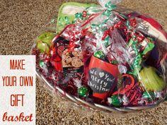 Make your own gift basket! #worldmarket_joy @Cost Plus World Market