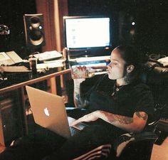 Kehlani in her zoooneeee Night Aesthetic, Music Aesthetic, Kehlani Parrish, Hip Hop, Music Studio Room, Studio Shoot, Studio Setup, Recording Studio, Music Industry