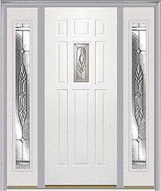 Entry door. Single door. Milliken Millwork. Brentwood - 422BRE | Entry \u0026 Storm Doors | Pinterest | Single doors Doors and Storm doors  sc 1 st  Pinterest & Entry door. Single door. Milliken Millwork. Brentwood - 422BRE ...