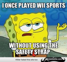 Play wii sports for 10 minutes and burn about 30 calories. Not many calories but not much work either.
