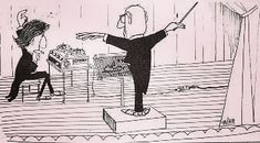 Jokes, Funny, Cartoons, Death, Frases, Music Humor, Musicals, Caricatures, Sheet Music