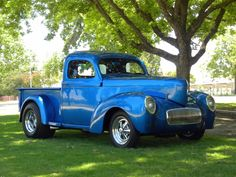 1942 Willys Pick-Up
