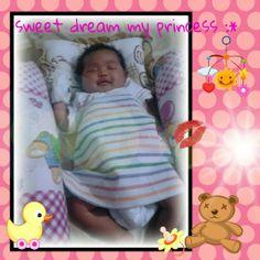 Mikayla Anjani My Princess, Sweet Dreams