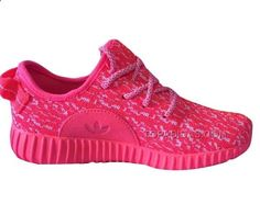 www.topadidas.com... Only$84.00 WOMENS FLUORESCENT PINK ADIDAS YEEZY BOOST 350 #SHOES #Free #Shipping!
