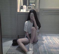 girl and ulzzang image