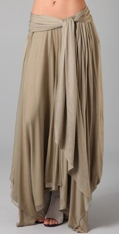Jen Kao Desert Grazer Skirt