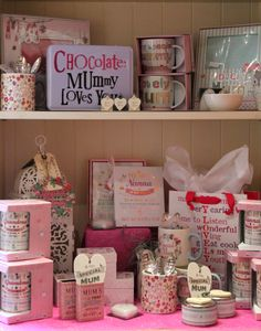 Mother's Day gifts and treats at Macmillans of Penwortham www.facebook.com/MacmillansofPenwortham