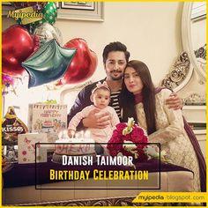 Ayeza Khan celebrates Danish Taimoor Birthday- Pictures - Myipedia