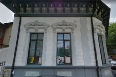Bucharest, Windows, Mansions, House Styles, Outdoor Decor, Home Decor, Decoration Home, Manor Houses, Room Decor