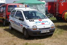 La Locomotion en Fête 2013 - Renault Twingo Police Municipale | Flickr - Photo Sharing!