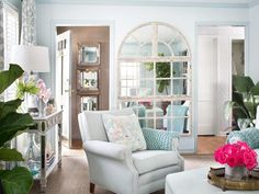 Love the colors : Decorating : Home & Garden Television