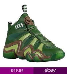 more photos 57006 57589 Adidas Crazy 8 Portland Timbers D69033 MLS Ponderosa Basketball Shoes Mens  Sizes