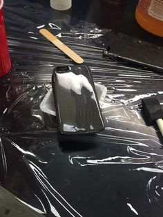 Picture of How to Make a Carbon Fiber Cell Phone Case