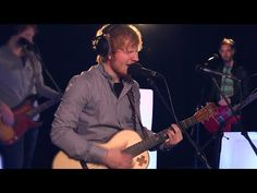 Ed Sheeran - Thinking Out Loud (Capital FM Session) - YouTube
