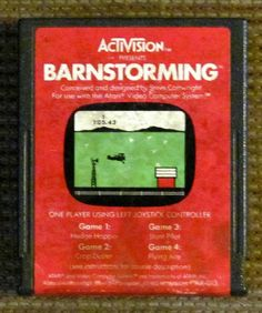 Vintage Video Games, Retro Video Games, Atari Video Games, Retro Arcade Games, Modern Toys, Game 4, Classic Toys, Gaming Computer, School Fun