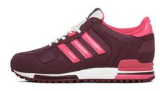 sports shoes 54323 b63ca adidas Originals ZX 700 W - Light Maroon  Vapour Pink