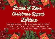 We are supporting Lifeline's Christmas Appeal again this year. 🎄 Feel free to drop in donations of non-perishable food items from your pantry, and we will deliver 🚚 them to Lifeline on 23 December 2020. #lifelinechristmasappeal #loadsoflove #darlingdownsbricksales