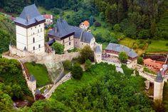 Замок Карлштейн, Чехия