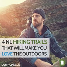 If you live in NL, you've got to explore these trails! #hiking #HomeSweetNL