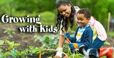 Growing With Kids • Kids Growing Strong