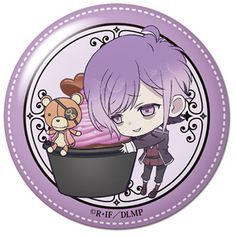 TV Animation [Diabolik Lovers: More, Blood] Dome Magnet 02 (Kanato Sakamaki) (Anime Toy)