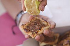 Sfiha Baalbakiye - Yum, Yum, Yum!!!